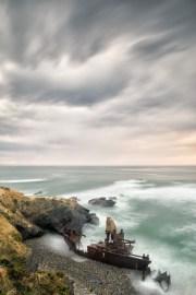 Vilanova de Milfontes Shipwreck