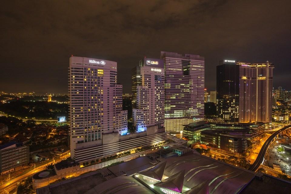 Kuala Lumpur Haida Clear-Night-Filter