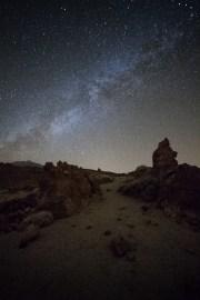 Teide Night Teneriffa Milkyway