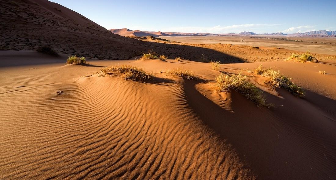 Dünen bei Kilometer 19 © Raik Krotofil