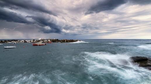 Riomaggiore Blitz © Michael Bachmann