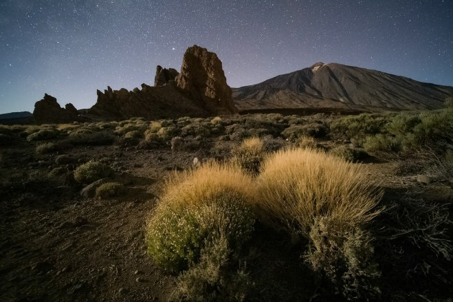 Teide @ Night © Raik Krotofil