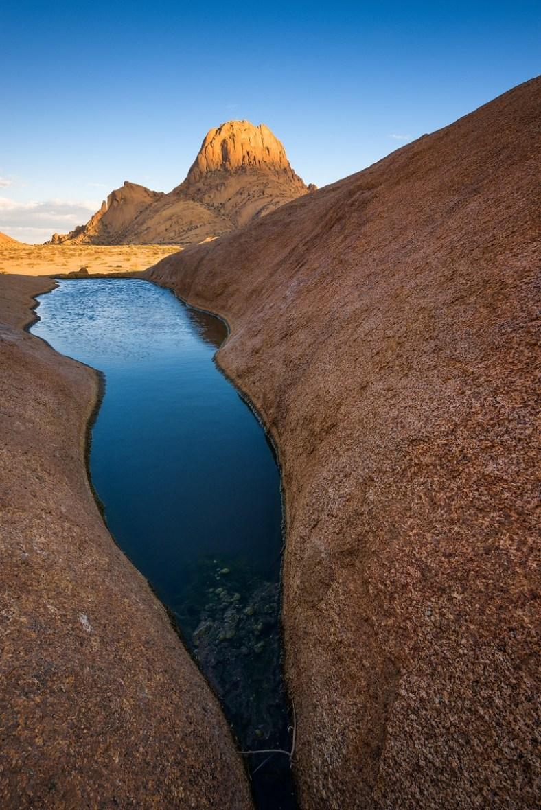 Spitzkoppe Rockpool © Raik Krotofil