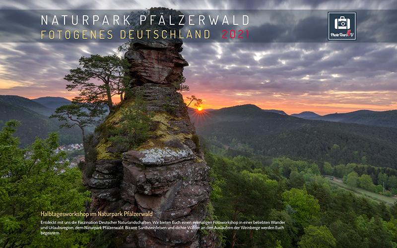 Fotoworkshop Pfälzerwald 2021