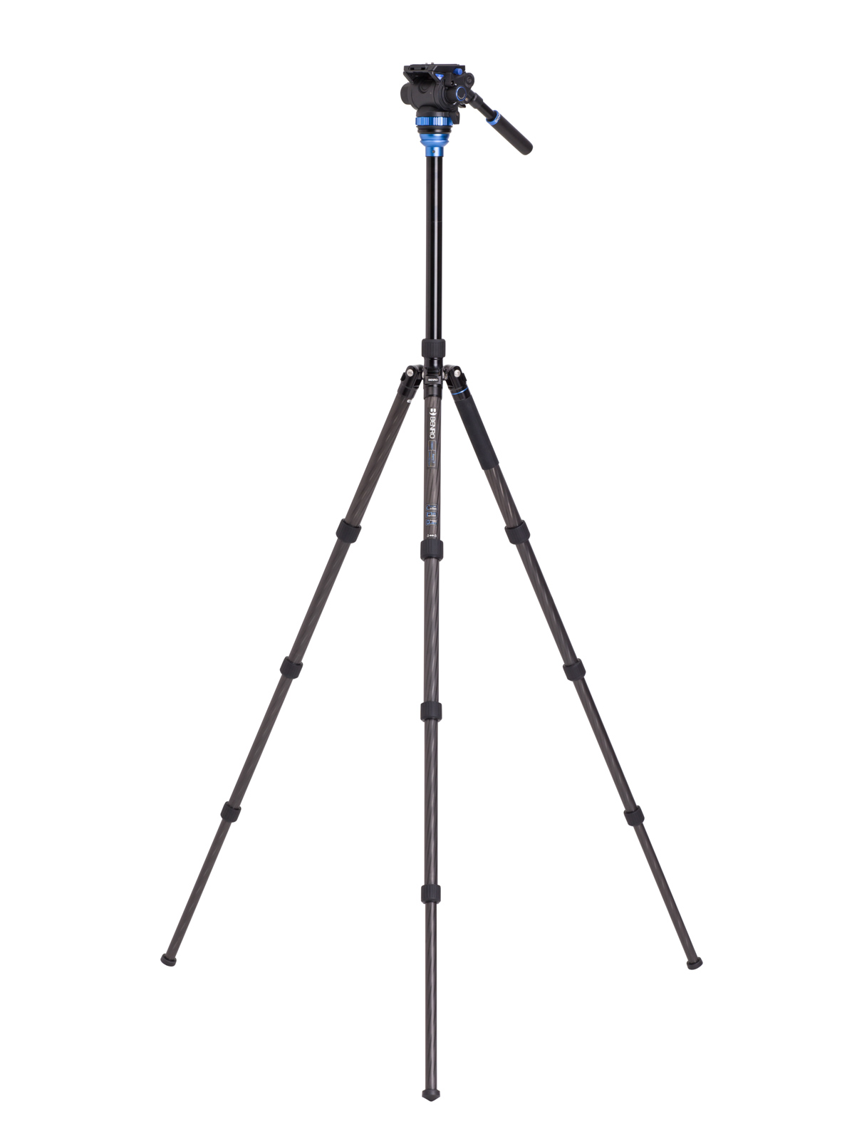 Benro Aero 7 Travel Video Tripod Carbon Fiber