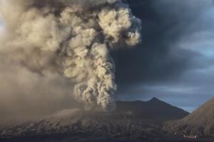 Bromo Volcano Tengger Caldera