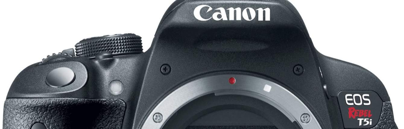The Canon EOS Rebel T5 vs T5i   What is the difference  EOS Canon Rebel T5 vs T5i   What is the difference