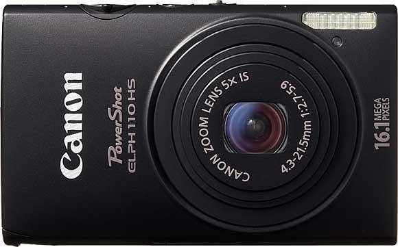 Canon ELPH 110 HS