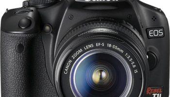 Canon EOS T1i / 500D Review @ TrustedReviews – Photoxels