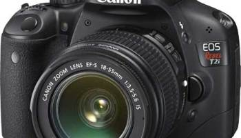 Canon EOS Rebel T2i / 550D Hands-on Preview @ DPReview – Photoxels