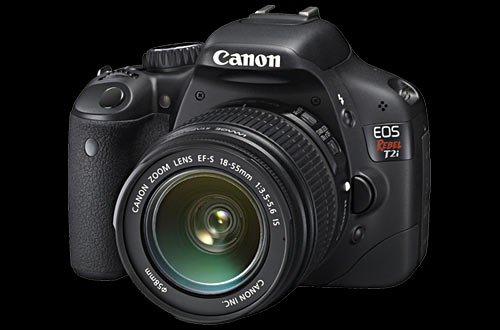 Canon EOS T2i / 550D