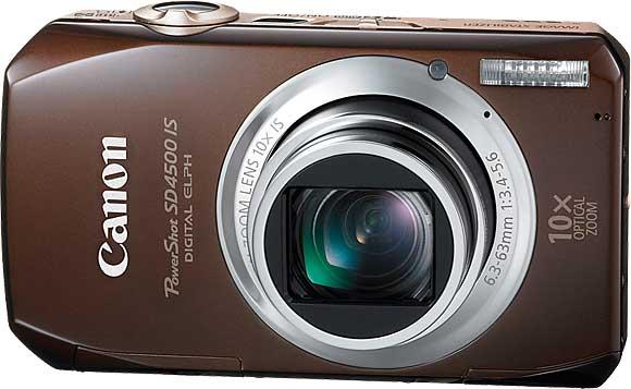 Canon PowerShot SD4500 IS / IXUS 1000 HS