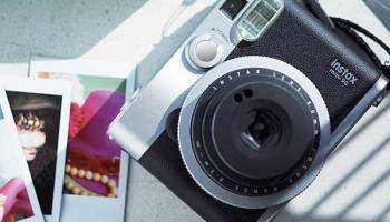 Polaroid Snap Instant Digital Camera Both Saves Your Images