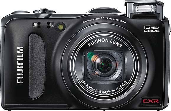 Fujifilm FinePix FX600EXR