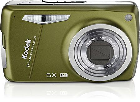 Kodak EasyShare M575 (Green)