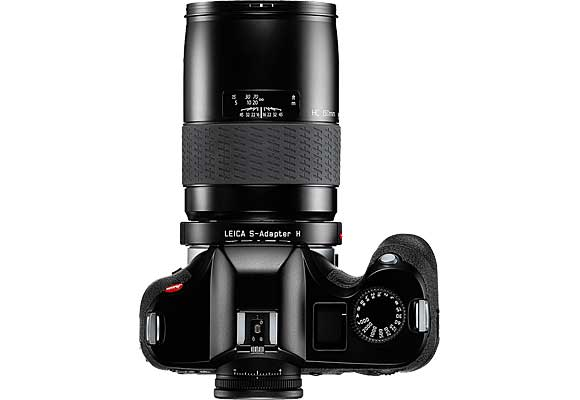 Leica S2 with S-Adapter H