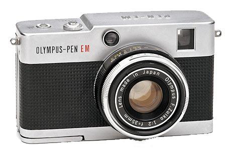 June 1965 - Olympus PenEM