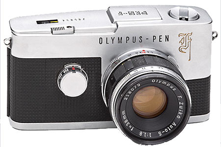 Sept. 1963 - Olympus PenF