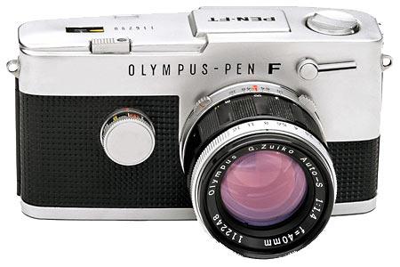 Oct. 1966 - Olympus PenFT