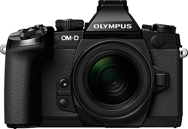 Olympus OM-D E-M1 camera + M.ZUIKO DIGITAL ED 12-40mm F2.8 PRO lens