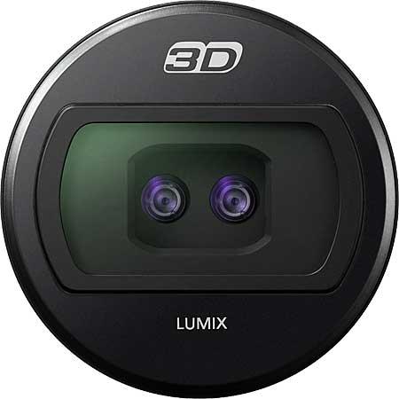 Panasonic 3D Lens for Lumix G