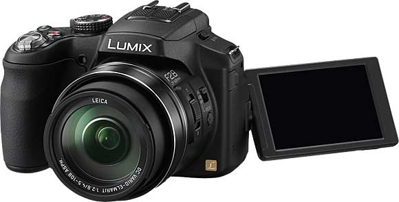 Panasonic Lumix DMC-FZ200 Rotating LCD