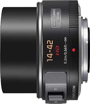 Panasonic LUMIX G X VARIO PZ 14-42mm/F3.5-5.6 ASPH./ POWER O.I.S.