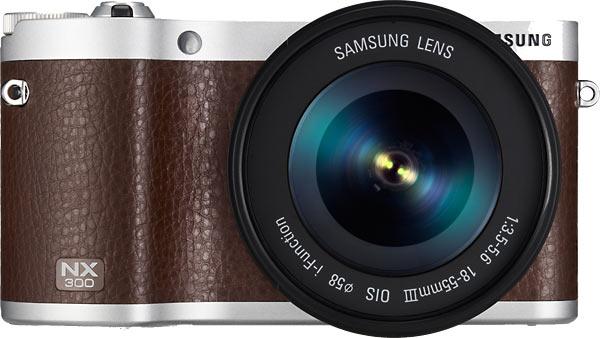 European Compact System Camera 2013-2014: Samsung NX300