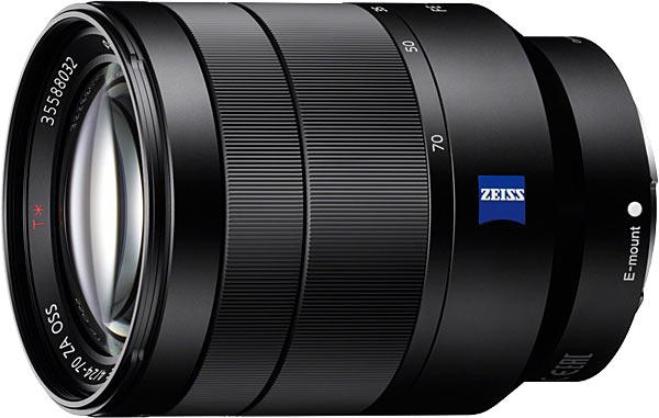 Sony: Vario Tessar T* 24-70mm F4 ZA OSS