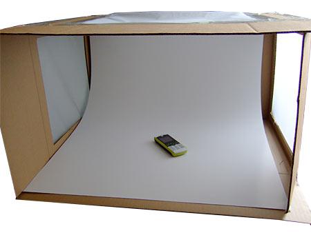 Macro Lightbox