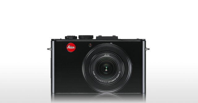 d-lux 6 black hi-gloss front