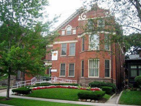 Italian Cultural Institute, Toronto, Ontario, Canada