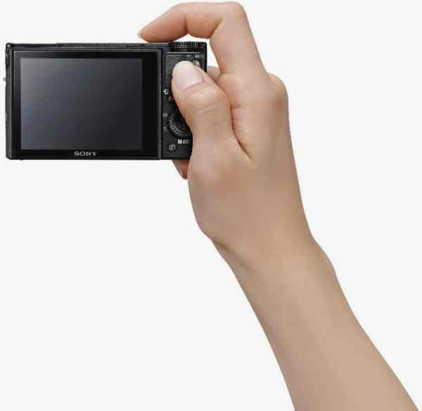 Pocket-Sized Sony RX100 III Camera