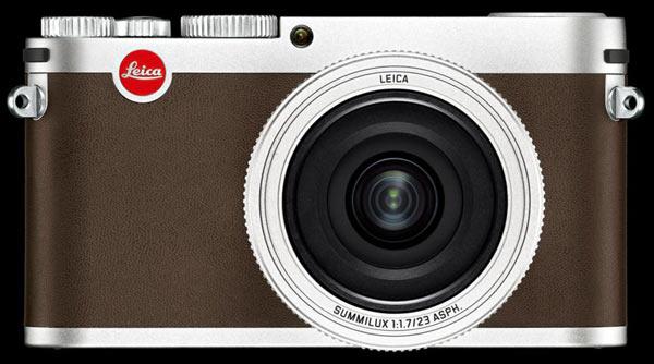 Leica X, silver