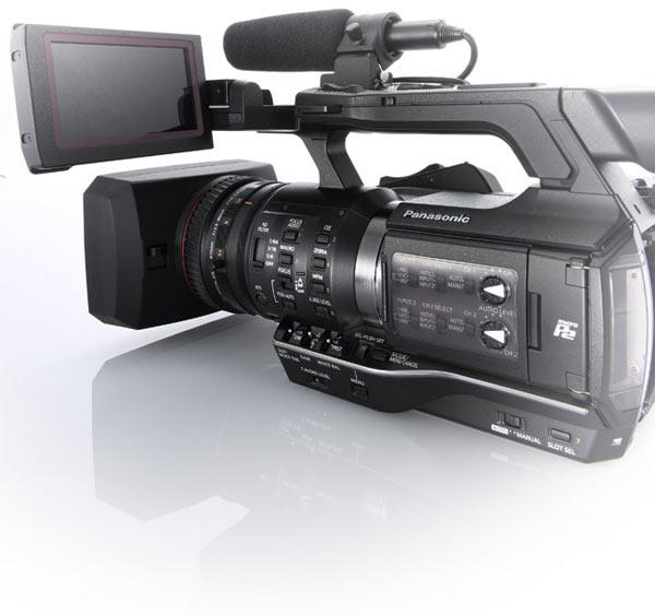 Panasonic AJ-PX270 P2 HD