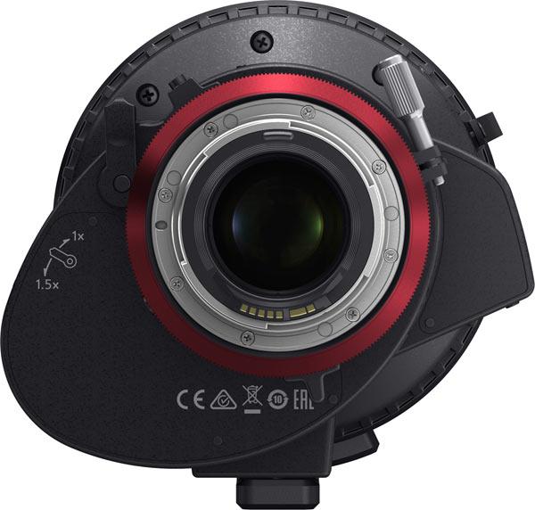 Canon CINE-SERVO 50-1000mm T5.0-8.9 Ultra-telephoto Zoom lens in EF mount (CN20x50 IAS H/E1)