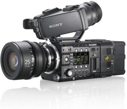 Sony F55 4K