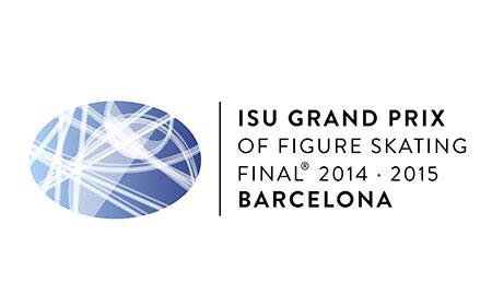 ISU Grand Prix of Figure Skating Final® 2014/2015 logo