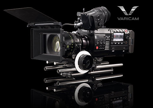 Panasonic 4K Camera Recorder VARICAM 35