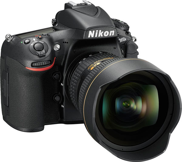 Nikon Canada New D810a The Dslr Camera For Astrophotography And Other Scientific Applications Photoxels