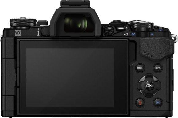 Olympus OM-D E-M5 Mark II, black