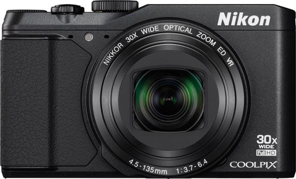 Nikon COOLPIX S9900, black