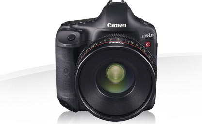 Canon Cinema EOS-1D C camera
