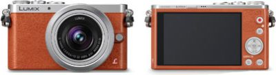 Panasonic Lumix DMC-GM1, orange