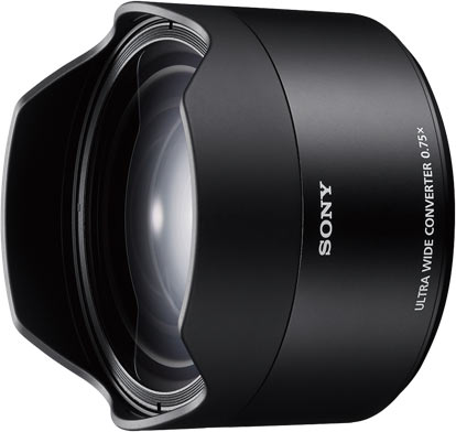 Sony SEL075UWC Ultra-wide Converter