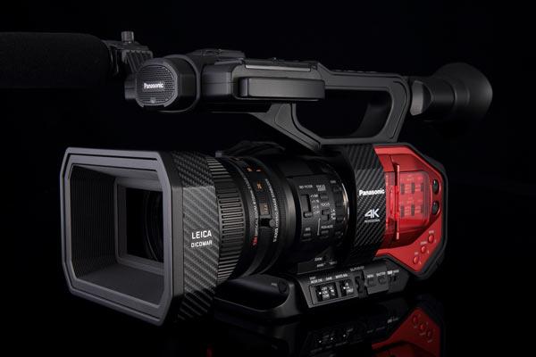 Panasonic  4K AG-DVX200
