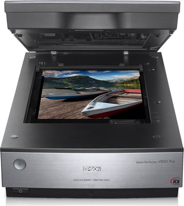 Epson Perfection V850 Pro Photo Scanner
