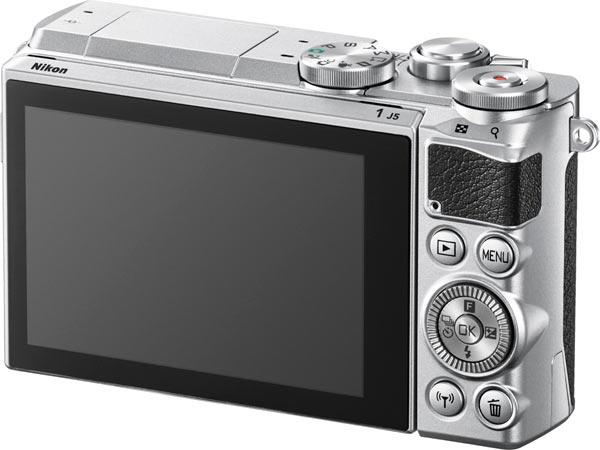 Nikon 1 J5, silver