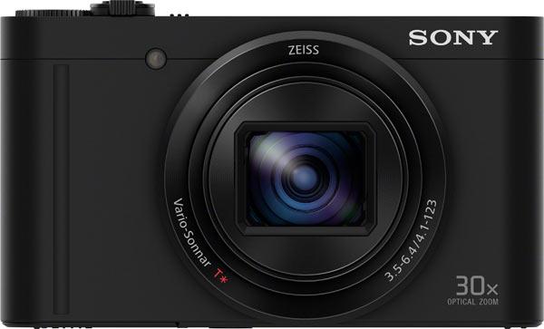 Sony WX500. black