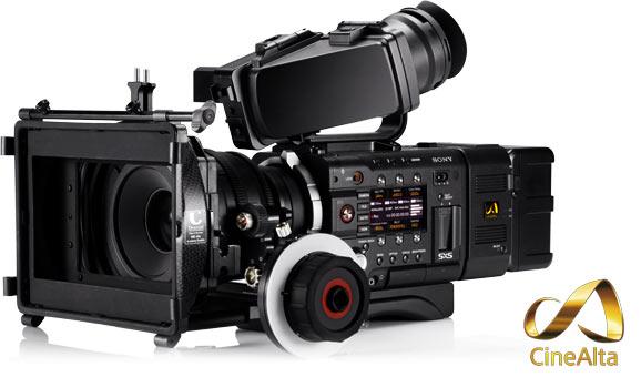 Sony F55 CineAlta 4K